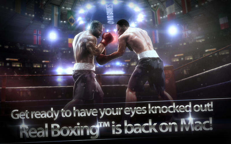 Screenshot 1 for Real Boxing