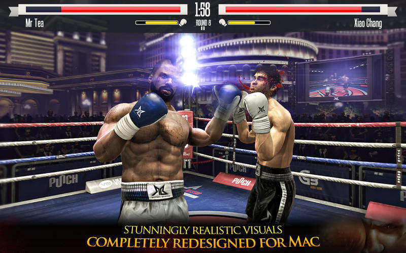 Screenshot 2 for Real Boxing