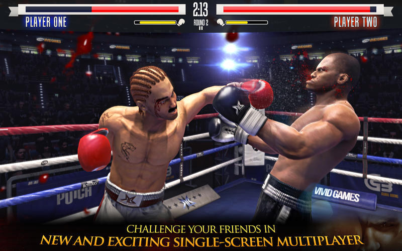 Screenshot 3 for Real Boxing