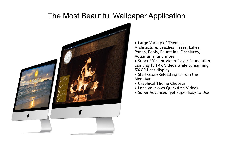 Serenity 4K - Live Wallpaper for Mac | MacUpdate