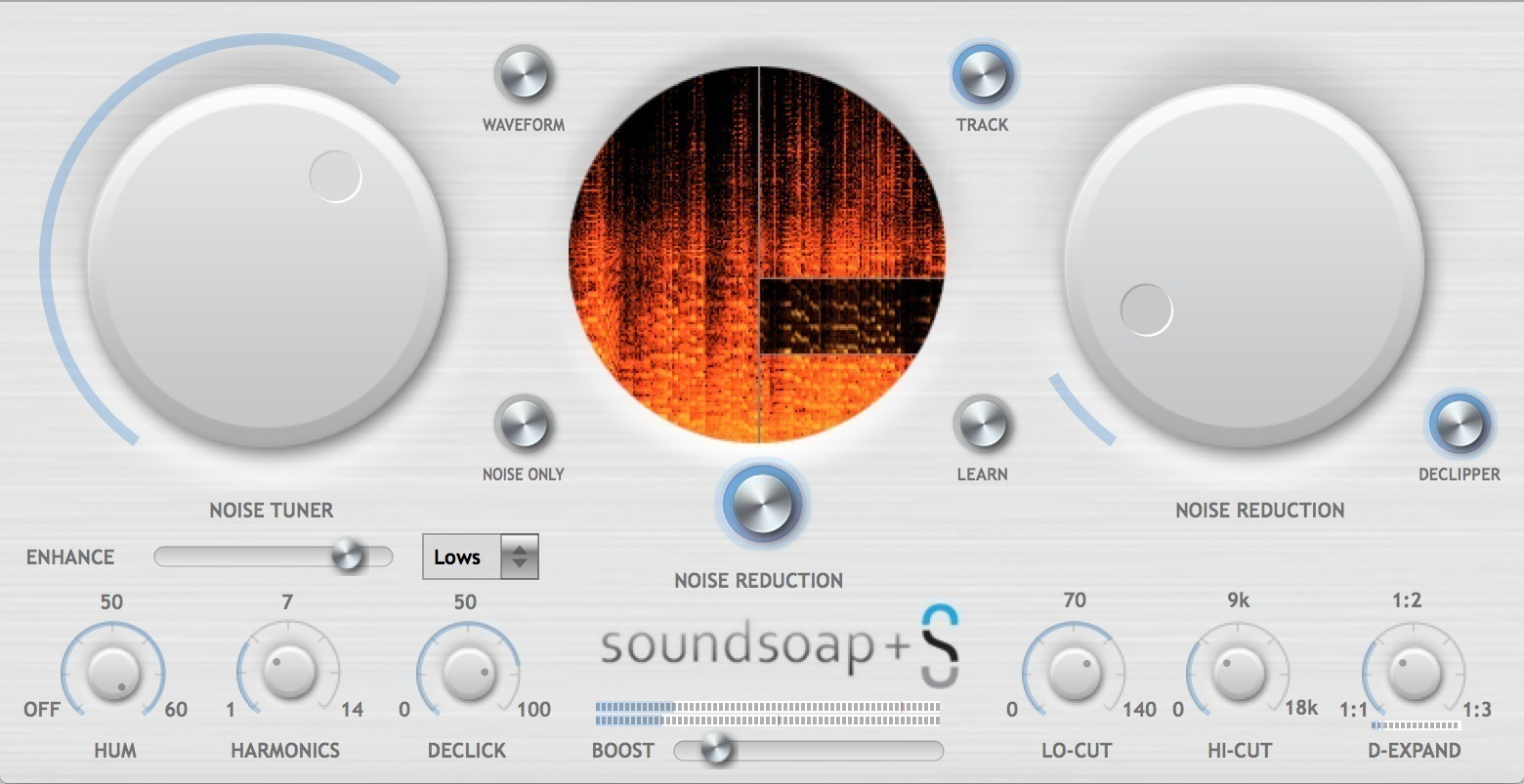 Screenshot 1 for SoundSoap+