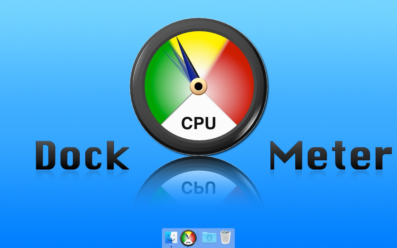 Screenshot 1 for Dock Meter