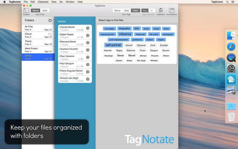 Screenshot 5 for TagNotate