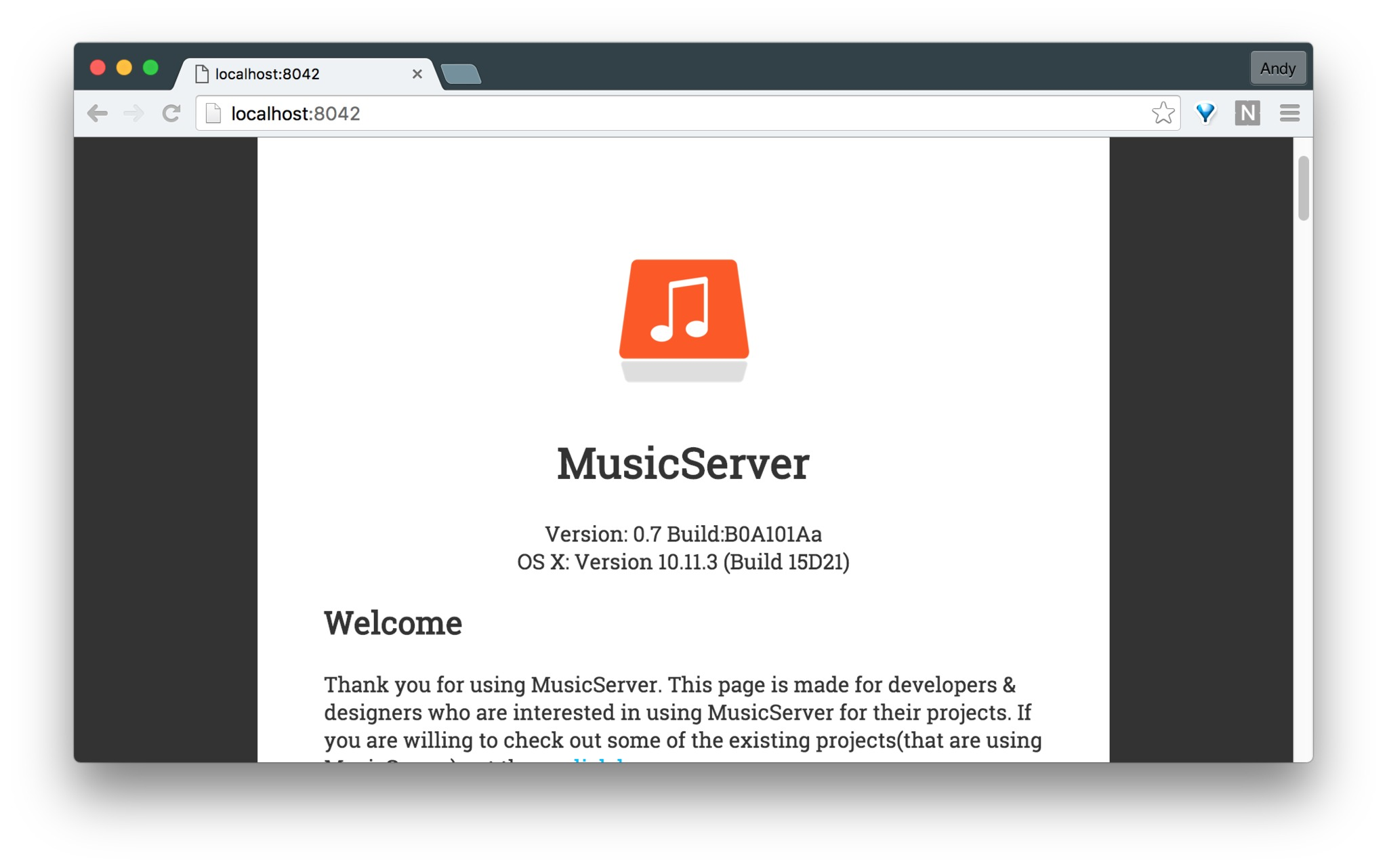 Screenshot 5 for MusicServer