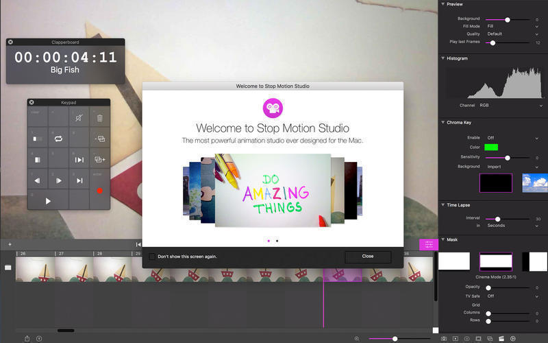 Stop Motion Studio Pro 2.6.2 purchase for Mac | MacUpdate