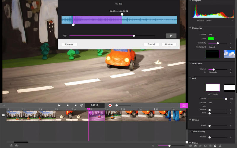 Screenshot 3 for Stop Motion Studio Pro