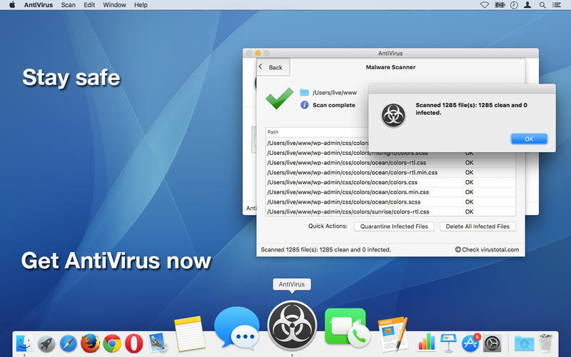 Screenshot 3 for AntiVirus