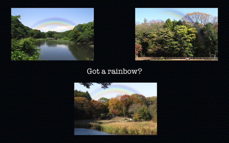 Screenshot 1 for Oh My Rainbow