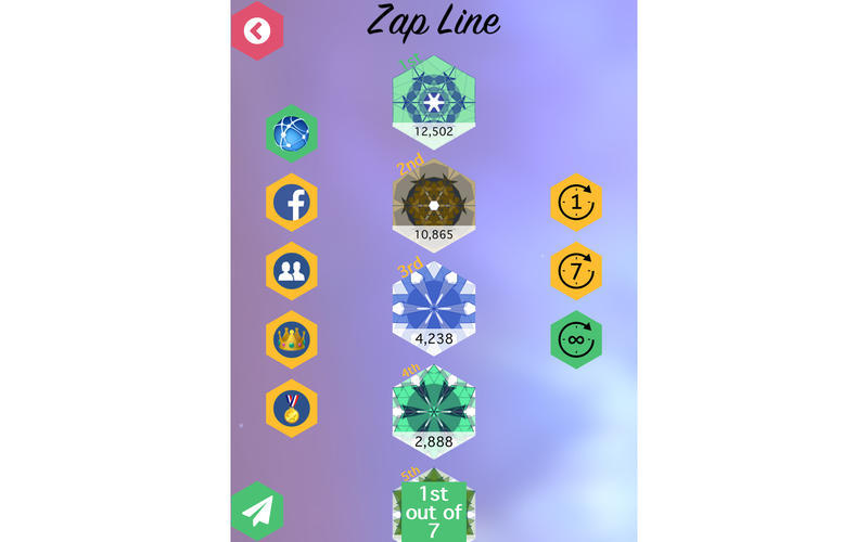Screenshot 3 for Zap Line
