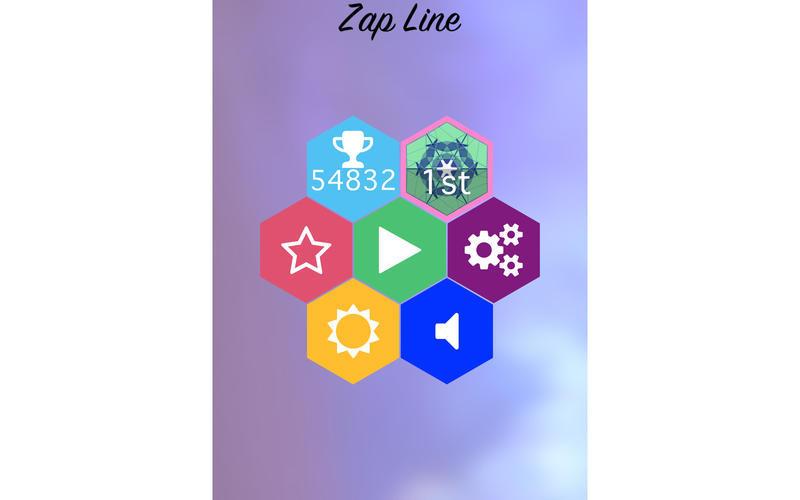 Screenshot 4 for Zap Line