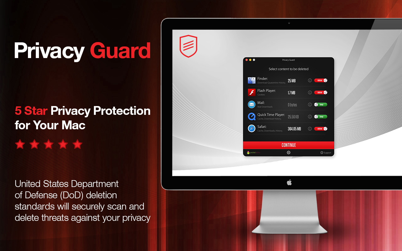 Screenshot 1 for Privacy Guard