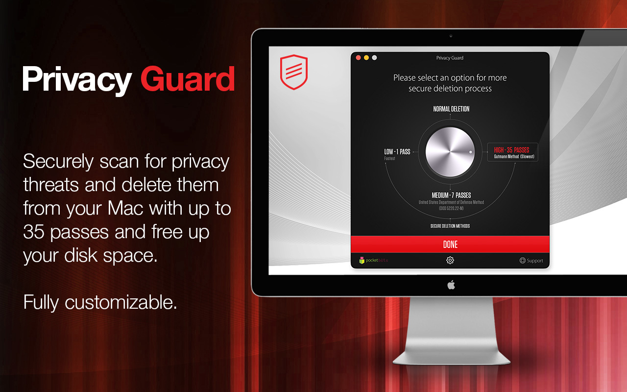 Screenshot 2 for Privacy Guard