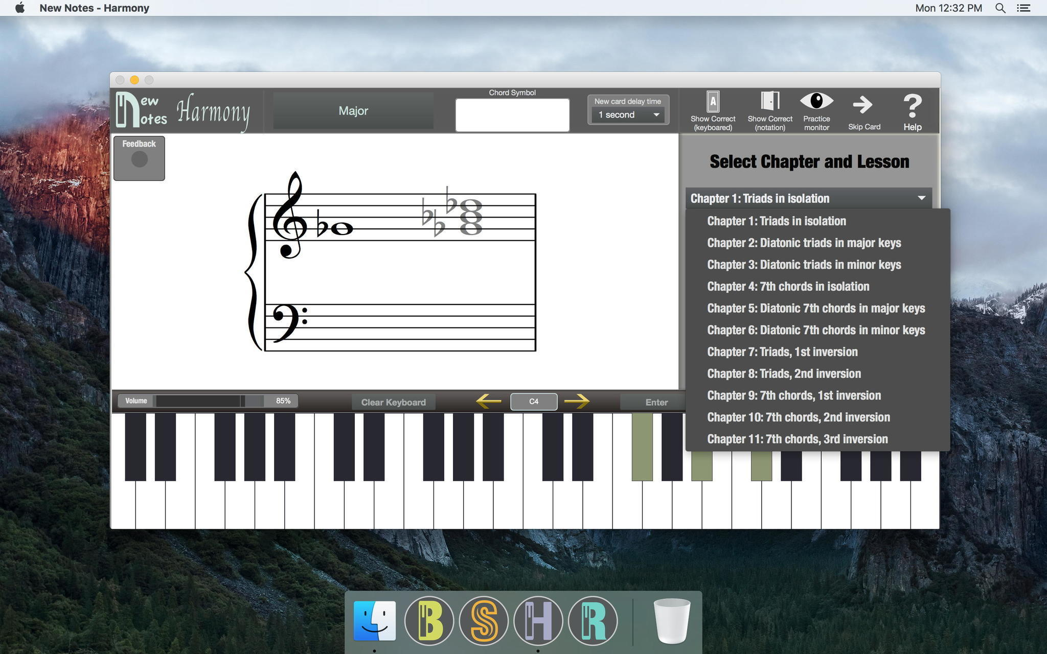 Screenshot 1 for New Notes - Harmony