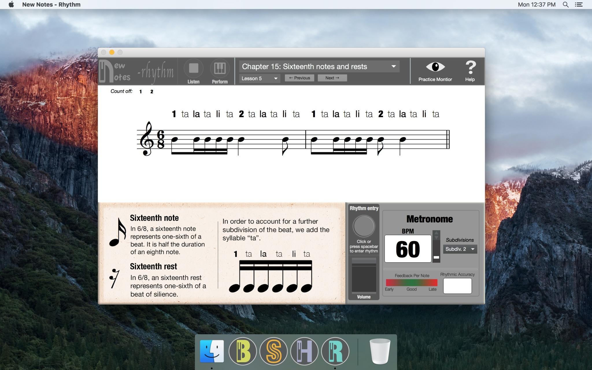 Screenshot 2 for New Notes - Rhythm