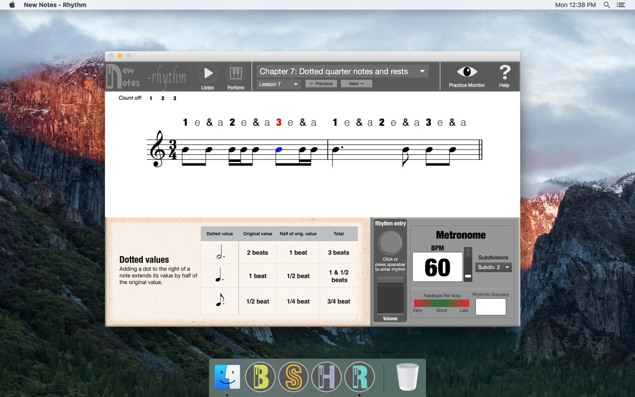 Screenshot 3 for New Notes - Rhythm