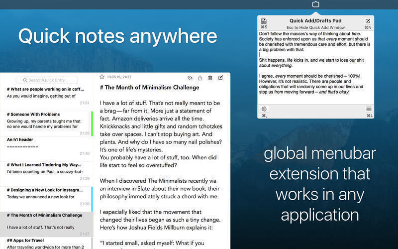 Screenshot 2 for Note-Ify Notes