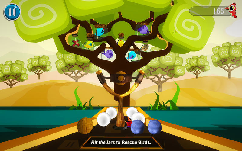 Screenshot 1 for Rescue Birds