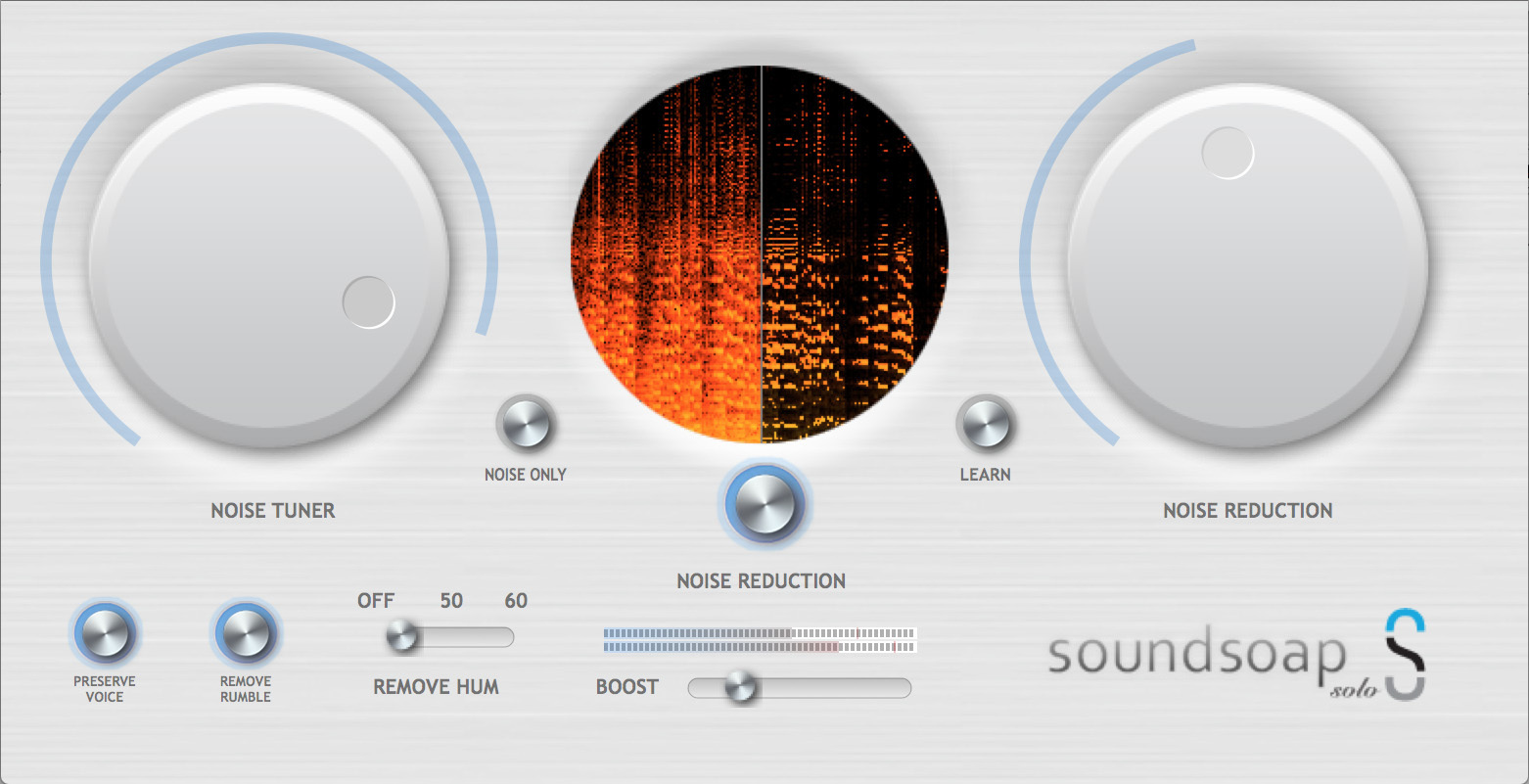 Screenshot 1 for SoundSoap Solo