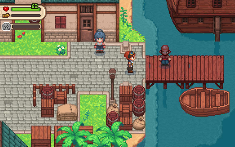Screenshot 1 for Evoland 2