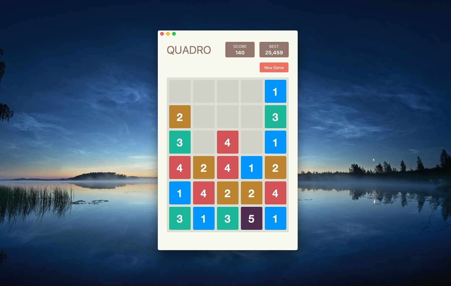 Screenshot 1 for Quadro