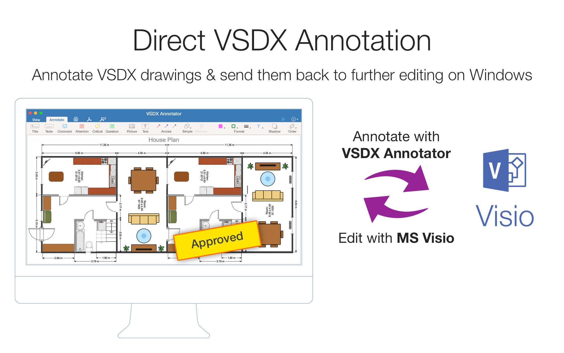Screenshot 3 for VSDX Annotator