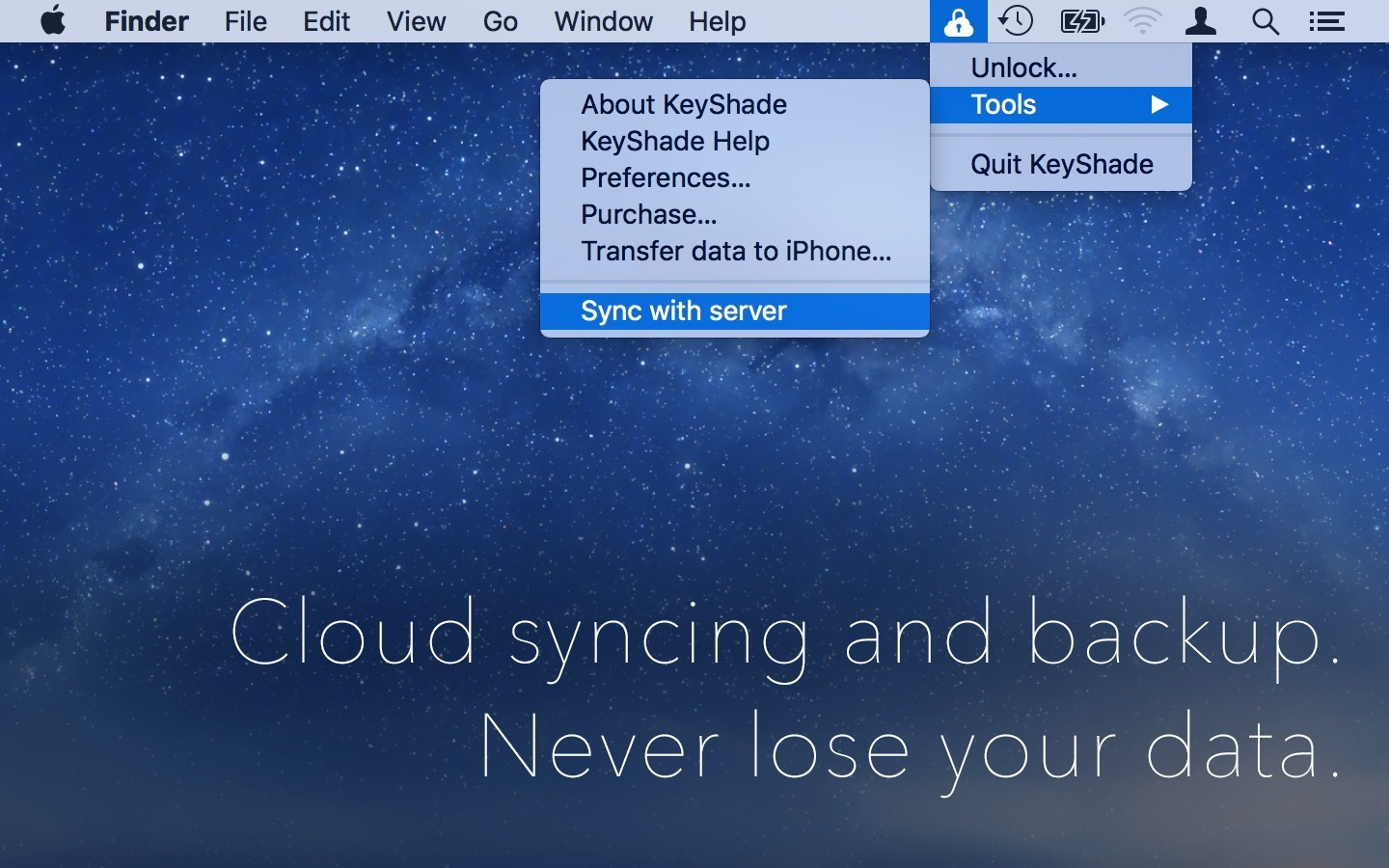 Screenshot 3 for KeyShade
