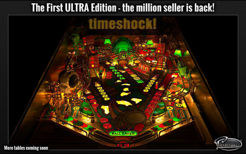 Screenshot 1 for Pro Pinball