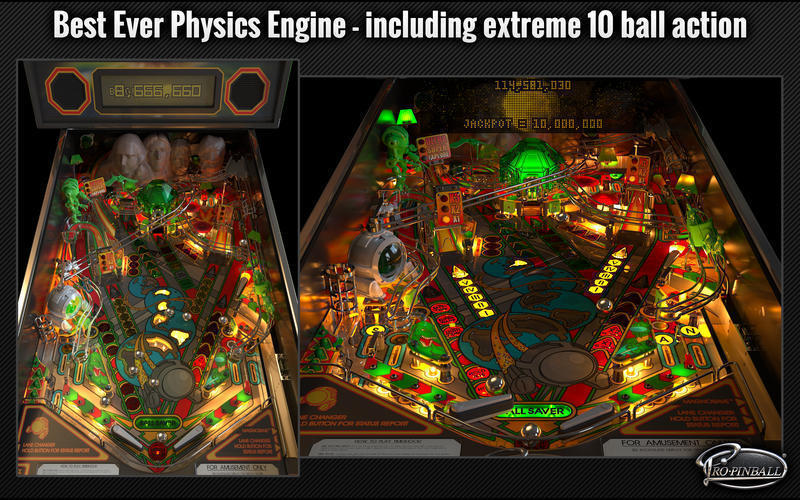 Screenshot 2 for Pro Pinball