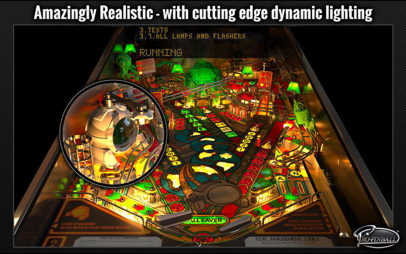 Screenshot 3 for Pro Pinball