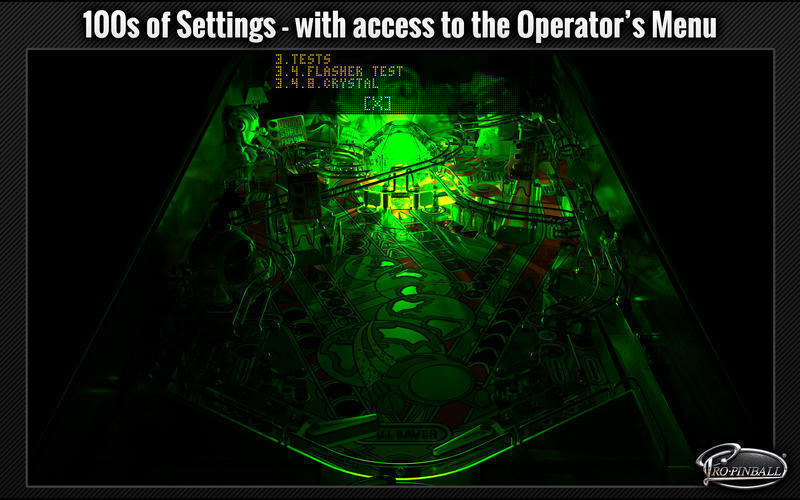 Screenshot 5 for Pro Pinball