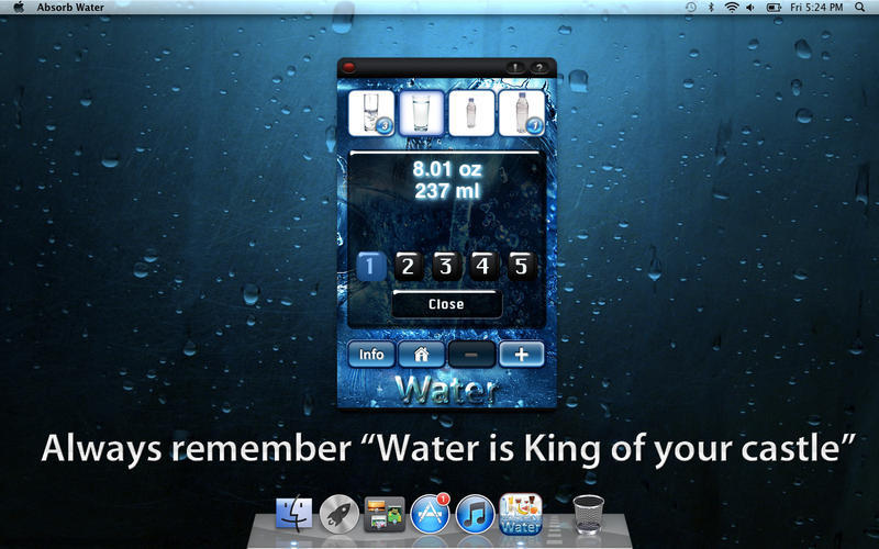 Screenshot 4 for Absorb Water