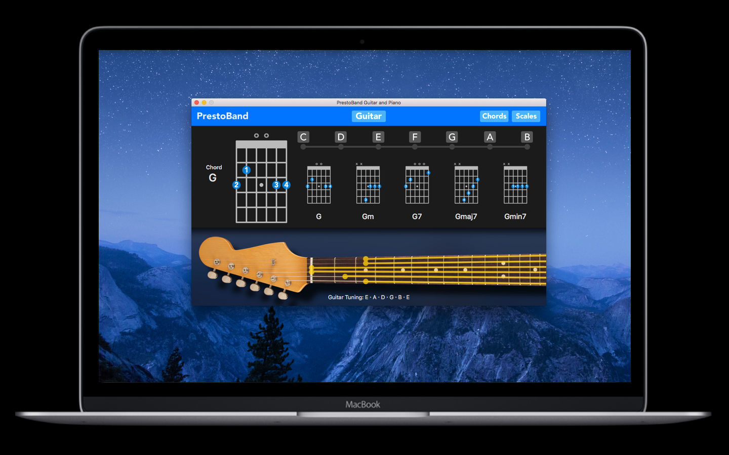 Screenshot 4 for PrestoBand Guitar and Piano