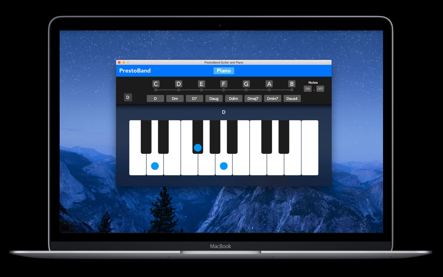 Screenshot 5 for PrestoBand Guitar and Piano