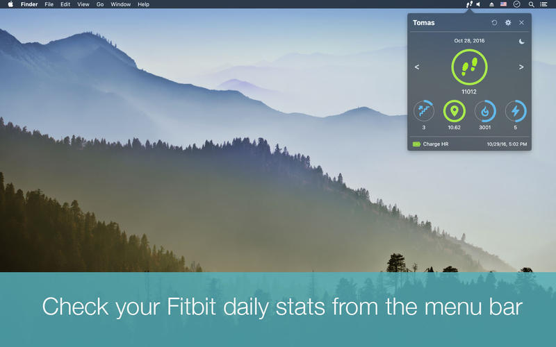 Screenshot 1 for FitDay