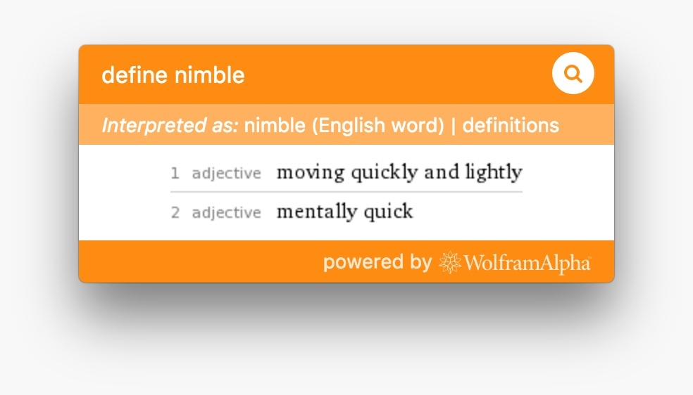 Screenshot 2 for Nimble