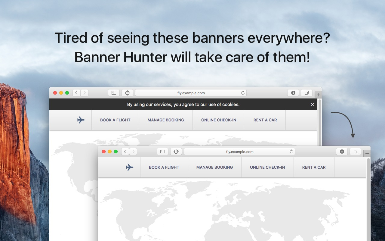 Screenshot 1 for Banner Hunter