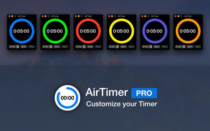 Screenshot 1 for AirTimer Pro