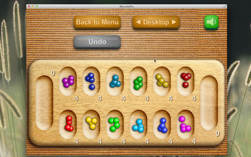 Screenshot 1 for Mancala