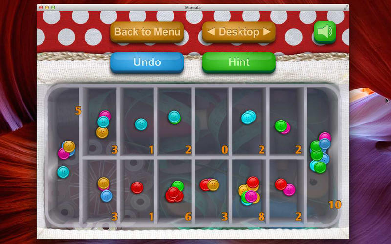 Screenshot 4 for Mancala