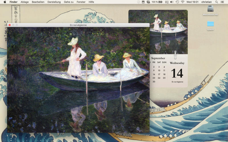 Screenshot 2 for Calarty Claude Monet