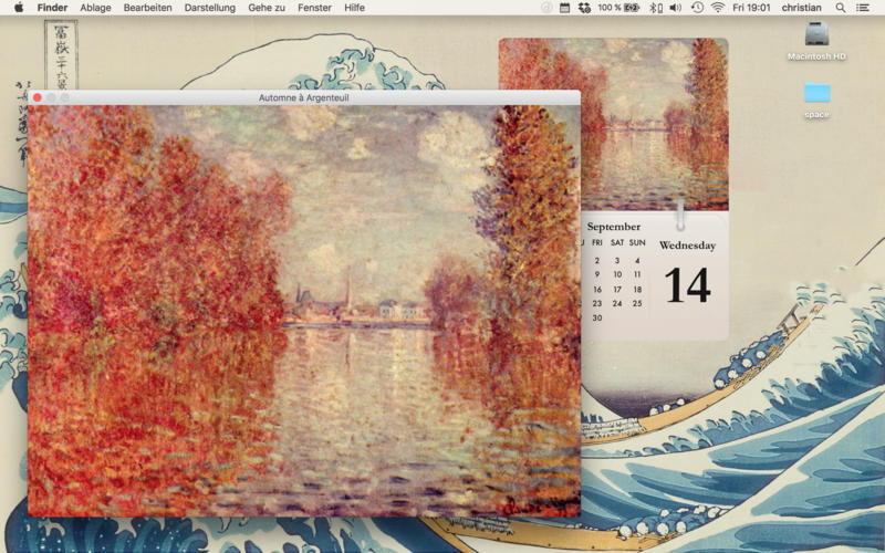 Screenshot 3 for Calarty Claude Monet