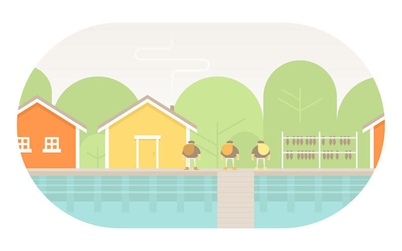 Screenshot 1 for Burly Men at Sea