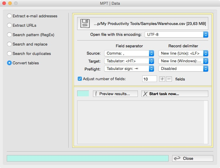 Screenshot 5 for STAR My Productivity Tools
