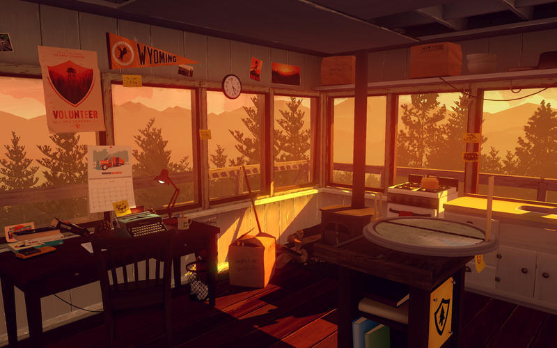 Screenshot 3 for Firewatch