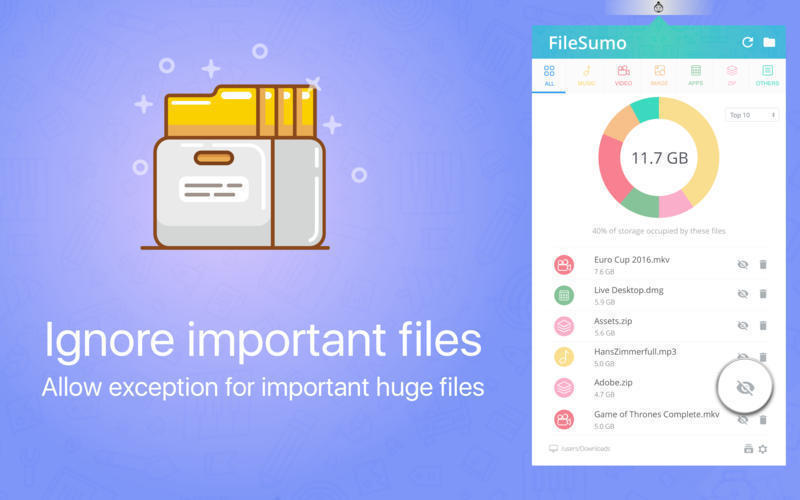 Screenshot 4 for File Sumo