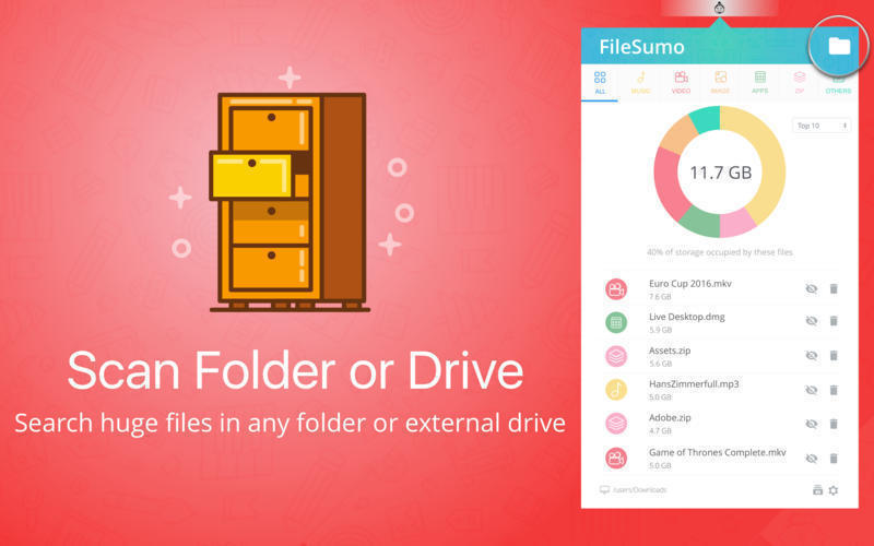 Screenshot 5 for File Sumo