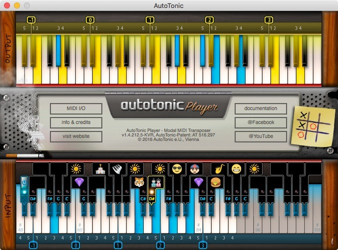 Screenshot 1 for AutoTonic Player