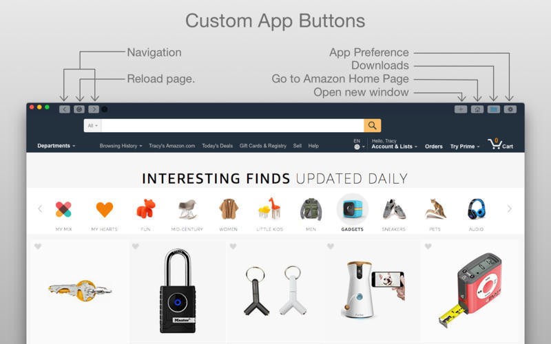 Screenshot 3 for iBuy from Amazon
