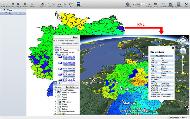 Screenshot 5 for TYMap