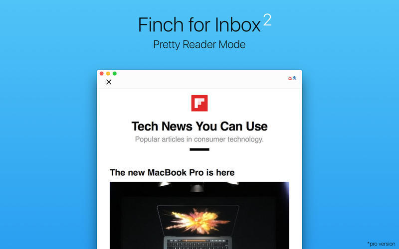 Screenshot 5 for Finch for Inbox
